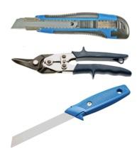 Cutters, tijeras & cuchillas