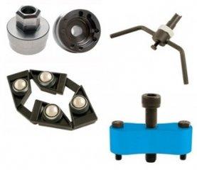 Motor & piezas de montaje