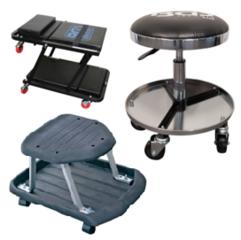Plataformas móviles, protección & refuerzo para rodillas