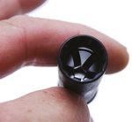 Vaso para bujias hexagonal cuadrado interno 10 mm (3/8) 14 mm