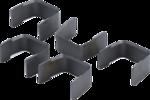 Juego de cuchillas de recambio para BGS 6665 5 piezas