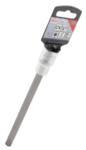 Punta de vaso longitud 168 mm entrada (1/2) para Polydrive tornillos de cabeza de cilindro VAG