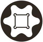 Llave de vaso de impacto E-Torx (1/2)