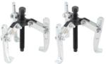 Extractores interior/exterior, 3 brazos