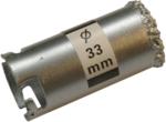 Juego 6 piezas de sierra de corona, 33-73 mm