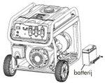 Generador de gasolina 2,8 kw
