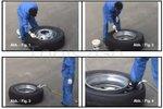 Palanca para montar/desmontar neumáticos de camión 28 - 30 mm