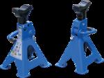 1 par de soportes de eje, 3 a / par, 285-420 mm