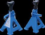 Caballetes de tubo capacidad de carga 6 ton / par carrera 382-600mm 1 par