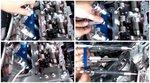 Juego de herramientas para inyectores de combustible para BMW