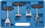 Juego de extractores de bobinas de encendido de VAG 4 piezas