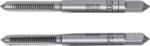 Machos macho inicial y de acabado M5 x 0,8 2 piezas