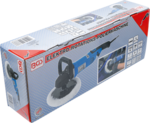 Pulidora electrica max. 3000 rpm 1300W diametro 180mm