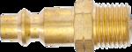 Espiga de conexion (1/4) rosca exterior EE.UU. / Francia