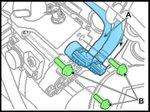 Extractor de pinon de bomba de alta presion para Common-Rail Hyundai y Kia