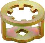 Llave de filtro de aceite 6 dientes para Hyundai y Kia 2.0L / 2.2L Diesel