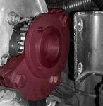 Extractor de pinon de la bomba de alta presion para Hyundai / Kia