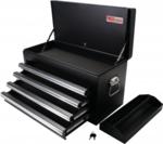Caja de herramientas para carro de taller 3 cajones vacio
