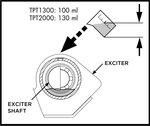 Placa vibratoria 20kn con 6.5hp