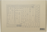 Taller de taller BGS 2001 completo con 263 herramientas