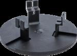 Llaves para tanque de combustible, 3 garras, universal 90 - 200 mm