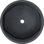 Llave para la tapa del eje trasero para la tapa del eje trasero BPW 110 mm