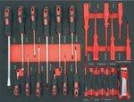 Carro de herramientas lleno 149 piezas
