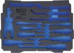 Bandeja de espuma para BGS BOXSYS1 & 2 vacia para BGS 3352