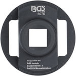 Llave del eje del rodamiento de rodillos para BPW 6.5 - 9 t 65 mm