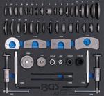 Bandeja de herramientas 2/3: freno de piston Wind Back Set 50 piezas