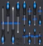 Carro de herramientas Basico 4 cajones con 151 herramientas