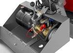 Minivolquete electrico de 500 kg hidraulico