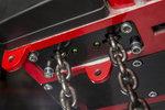 Polipasto electrico de cadena DEH 0,5 toneladas