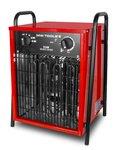 Soplador de aire caliente electrico 9kw 3x400V