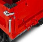 Minidumper electrico de 500 kg con muelle de gas de 800 W
