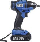 Atornillador de impacto a bateria extra corto 250 Nm max. 2.500 rpm 18V