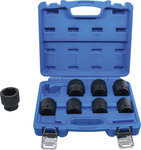 Juego de llaves de vaso de impacto entrada 20 mm (3/4) 22 - 38 mm 8 piezas