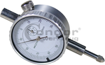 Reloj comparador, DIN 878, diametro 42 mm, eje 8 mm, H6