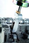 Gancho para inyectores diesel, M18x1,5, mordaza 26 mm, Opel/Fiat