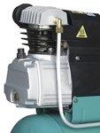 Compresor movil 10 bar 25l 132l/min