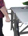 Sierra de mesa movil, diametro 315 mm