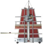 C4 - sierra de paneles vertical