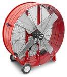 Ventilador accionado por correa diametro 900mm 437w