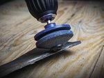 Afilador de herramientas de jard n (cuchillas de cortacesped)