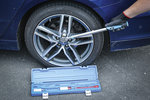 Juego de llave dinamometrica 12,5 mm (1/2) 40 - 200 Nm