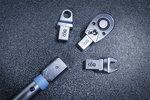 Llave dinamométrica 20 - 100 Nm de 9 x 12 mm herramientas de inserción