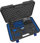 Juego de herramientas para rodamientos de rueda, diámetro 82 mm, Ford / Land Rover / Volvo