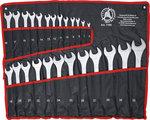 Juego de llaves combinadas 6 - 32 mm - 25 piezas