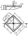 Taladro de banco vario diametro 24 mm 3x400V
