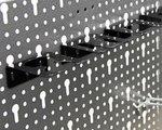 Panel de herramientas Herramientas colgantes de pared
